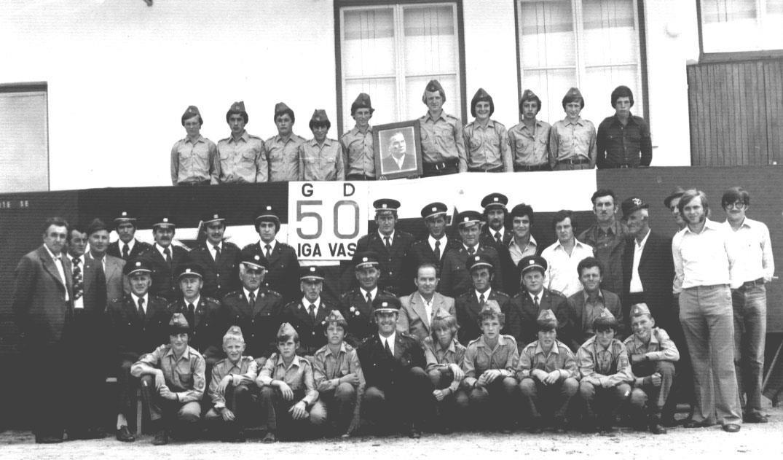 50. obletnica PGD Iga vas